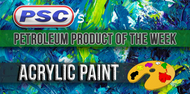 Petroleum Product of the Week: Acrylic Paint