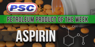 Petroleum Product of the Week: Aspirin