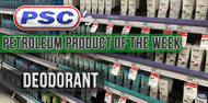 Petroleum Product of the Week: Deodorant