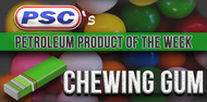 Petroleum Product of the Week: Chewing Gum