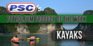 Petroleum Product of the Week: Kayaks