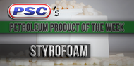 Petroleum Product of the Week: Styrofoam