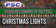 Petroleum Product of the Week: Christmas Lights