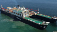 The World's Largest Ship That Can Move Oil Rigs
