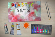 Plastics Before Synthetics and the Transformation of the Visual Arts