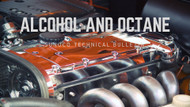 Alcohol and Octane