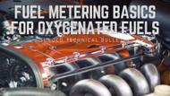Fuel Metering Basics for Oxygenated Fuels