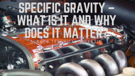 Specific Gravity – What Is It And Why Does It Matter?