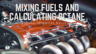 Mixing Fuels and Calculating Octane