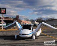 First Flying Cars to Begin Rolling (Flying) Out in 2016
