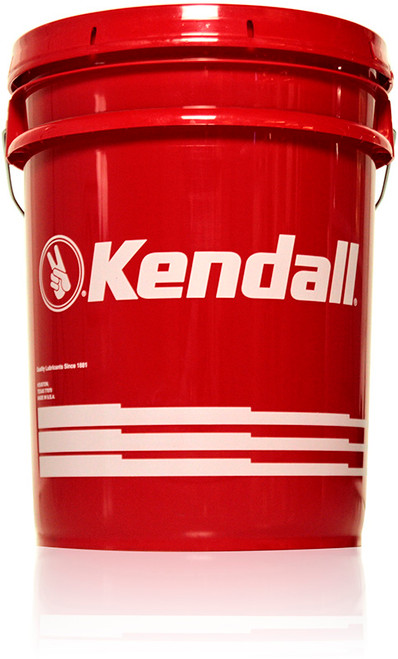 Kendall Extended Bearing Life 00 Grease   35 Pound Pail