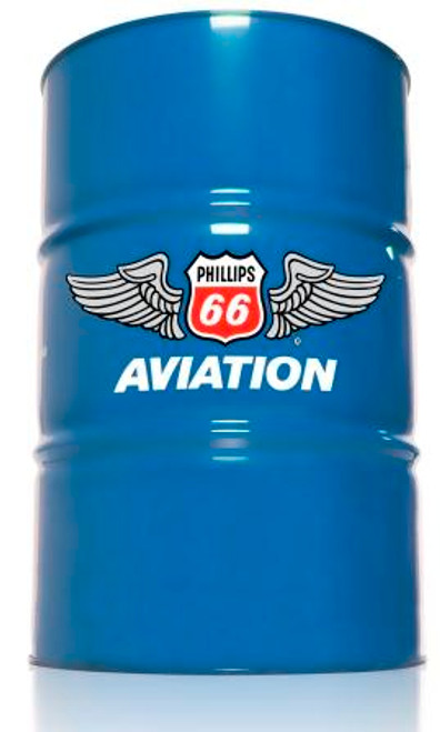 Phillips 66 Victory Aviation Oil 100AW | 55 Gallon Drum
