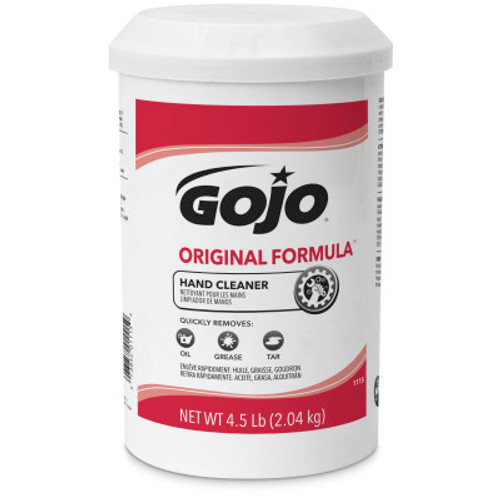 GOJO Original Formula Hand Cleaner | 6/4.5 Pound Case