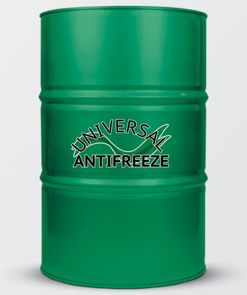 Universal Antifreeze (Green) | 55 Gallon Drum