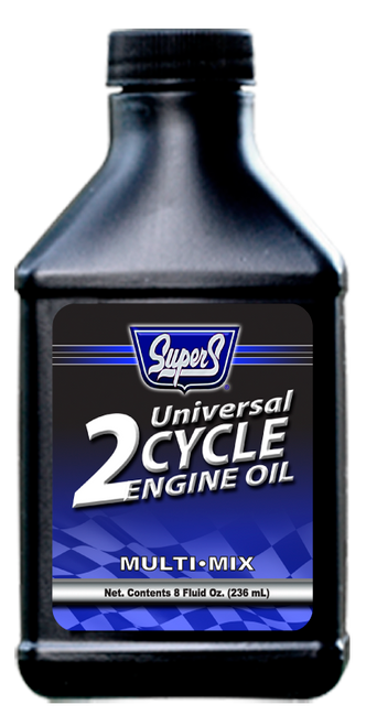 Super S Universal Blue 2-Cycle Engine Oil | 48/3.2 oz. Case