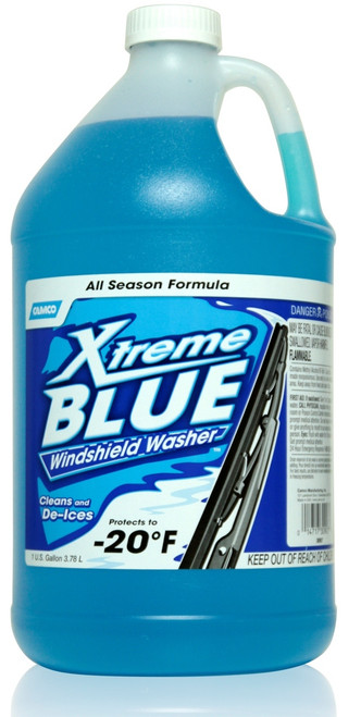 Windshield Washer Fluid -20F | 6/1 Gallon Case