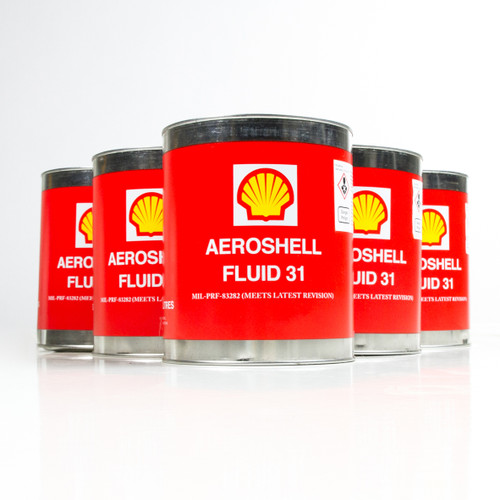 AeroShell Fluid 31 | 6/1 Gallon Case