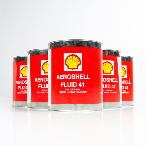 AeroShell Fluid 41 | 6/1 Gallon Case