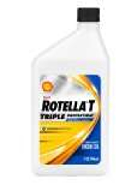 Shell Rotella T Triple Protection 15w-40 | 12/1 Quart Case