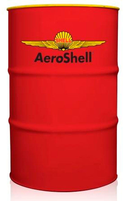 AeroShell Oil W100 Plus | 55 Gallon Drum