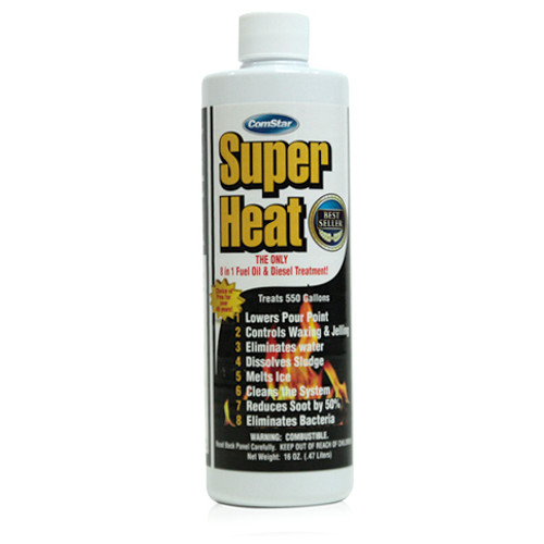 ComStar Super Heat | 16 Ounce Bottle