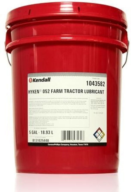 Kendall Hyken 052 Farm Tractor Lubricant | 5 Gallon Pail