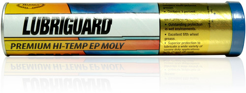 Lubriguard Premium Hi-Temp EP Moly Grease | 10/14 Ounce Tubes