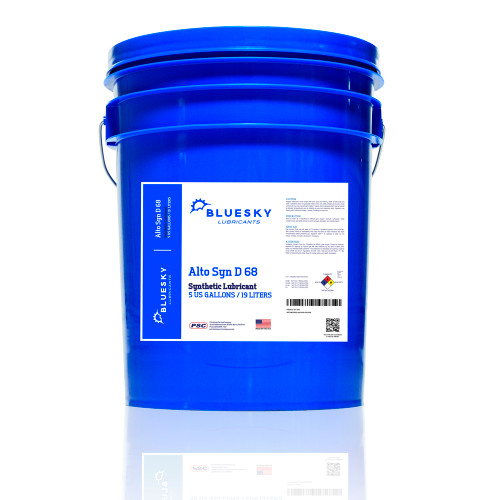 BlueSky Alto Syn D 68 | 5 Gallon Pail