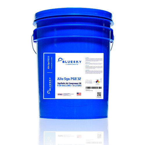 BlueSky Alto Syn PGE 32 | 5 Gallon Pail