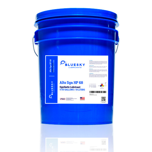 BlueSky Alto Syn HP 68 | 5 Gallon Pail