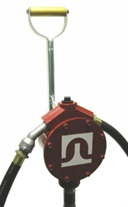 Fill-Rite Piston Hand Pump with Steel Telescoping Tube & Nozzle Spout