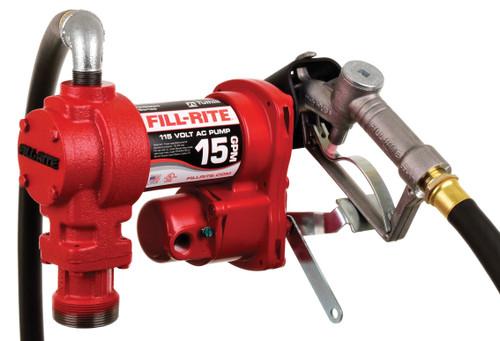 Fill-Rite 115Volt/15GPM Fuel Transfer Pump