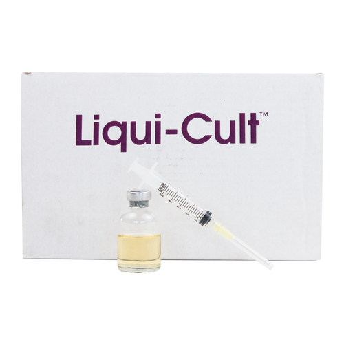 Liqui-Cult Fuel Test Kit | 1 Test Bottle and Syringe
