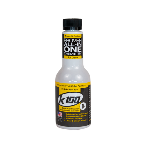 K100-D+ Diesel Fuel Treatment | 12/8 Ounce Case