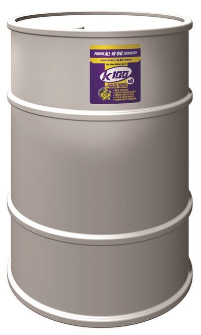 K100-D+ Diesel Fuel Treatment | 55 Gallon Drum