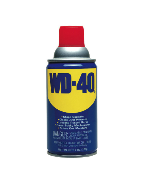 WD-40 Multi-Use Product Spray | 12/8 Ounce Case