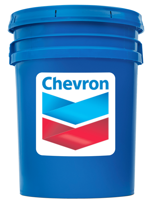 Chevron Regal R&O ISO 100 | 5 Gallon Pail