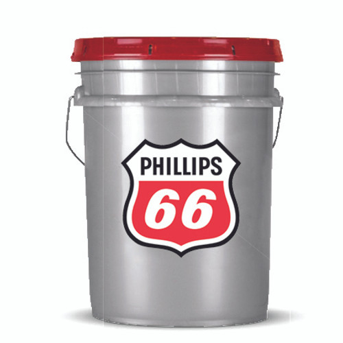 Phillips 66 Megaflow AW HVI Hydraulic Oil 46 | 5 Gallon Pail