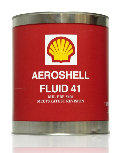 AeroShell Fluid 41 | 1 Gallon Can