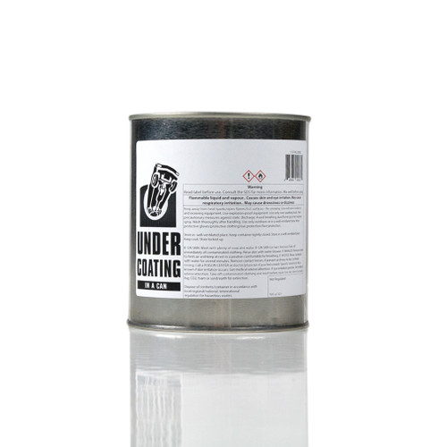 Undercoating In A Can | 1 Quart Can
