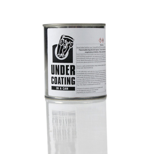 Undercoating In A Can   1 Pint Can
