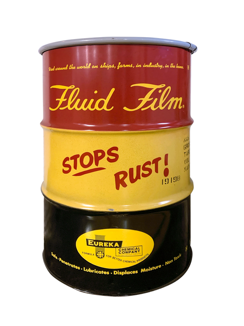 Fluid Film, 55 Gallon Drum