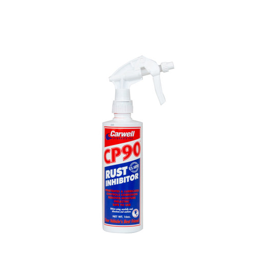 Carwell Rust Inhibitor CP90 | 12/16oz. Case