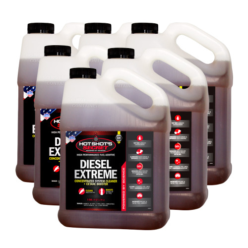 Hot Shot's Secret Diesel Extreme |  6/1 Gallon Case