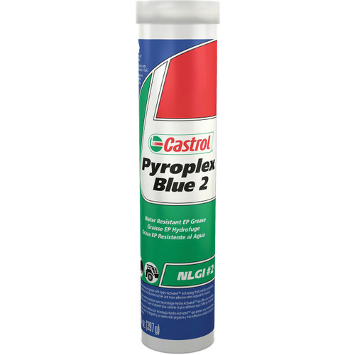CASTROL Pyroplex Blue NLGI 2 Grease | 40 Tube Case