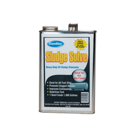 ComStar Sludge Solve | 4/1 Gallon Bottles