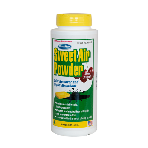 ComStar Sweet Air Powder | 12/15 Oz. Bottles