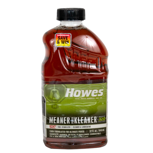 Howes Meaner Power Kleaner | 6/32 Ounce Case