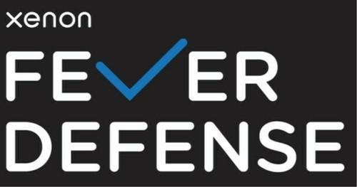 Xenon Fever Defense Body Temperature Monitor