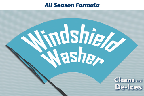 Windshield Washer Fluid Concentrate -144 F